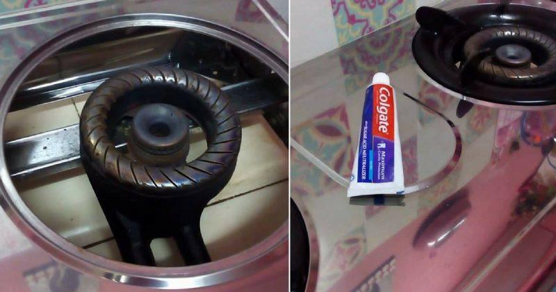 Bersihkan Dapur Sampai Berkilat Tak Gunakan Modal Banyak Hanya Guna Bahan Ini Sahaja