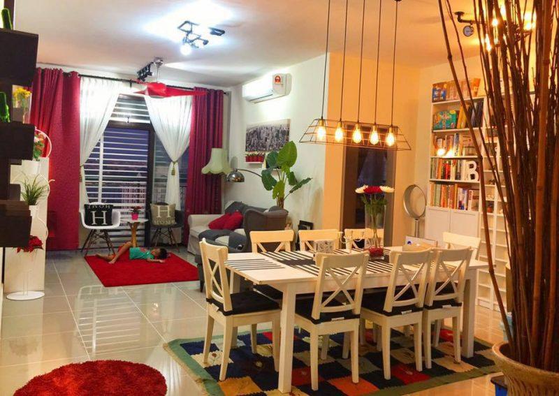 Rumah Maintain Kemas Walau Ada Anak Kecil Sila Ikut Cara Keluarga Ni