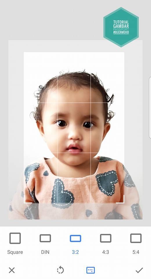 Gambar Passport Tak Perlu Pergi Studio Boleh Tangkap Print