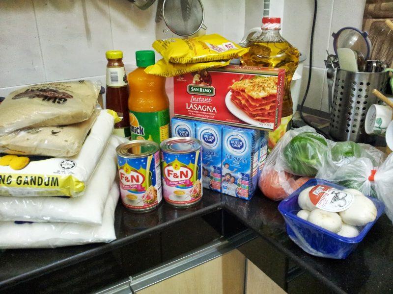 Jimatkan Belanja Barang Dapur Sepanjang Ramadan Ibu Boleh Praktikan 10 Cara
