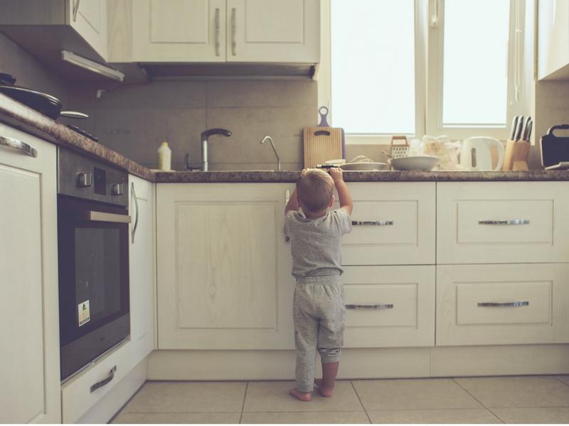 Awas 6 Bahaya Di Dapur Yang Kita Tak Jangka Ibu Please Alert