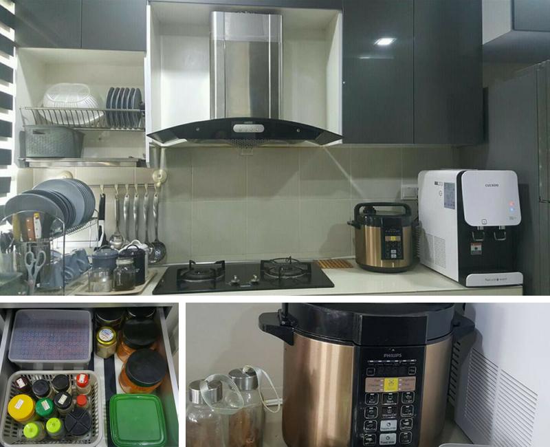 Dapur Bersepah Tak Tersusun Rapi Ini Cara Pantas Untuk Jadikan Nampak Kemas